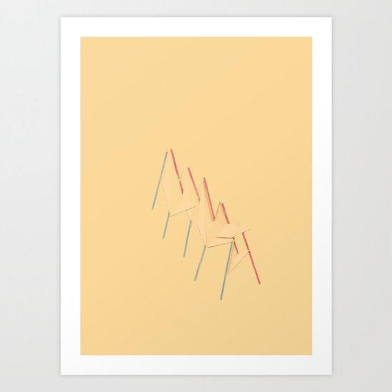 Vises Art Print