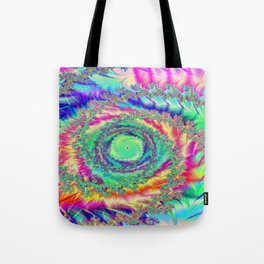 Fantasy of Colours Tote Bag