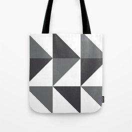 Triangle Modern Pattern Tote Bag