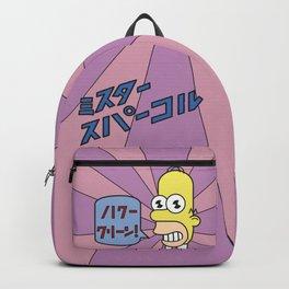 Mr Sparkle Backpack