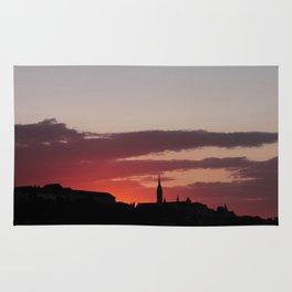 Sunset  - JUSTART © Rug