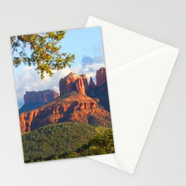 Cathedral Rocks of Sedona Stationery Cards