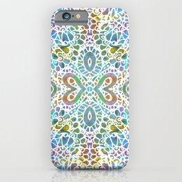 Mehndi Ethnic Style G356 iPhone Case