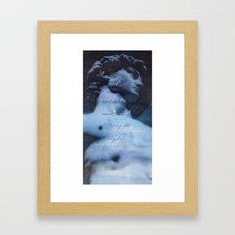 Edward 2 Framed Art Print