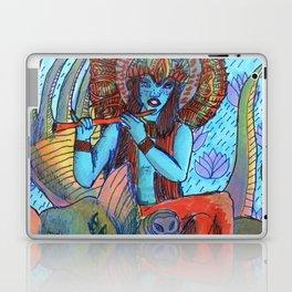 Krishna snake elephant Laptop & iPad Skin