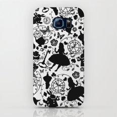 Alice in Wonderland Galaxy S6 Slim Case