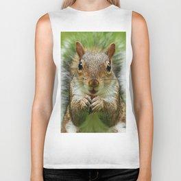 Squirrel Biker Tank