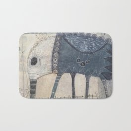 Little elephant Bath Mat