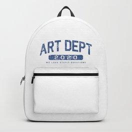ART DEPT GOO 1 ATHLETIC Backpack