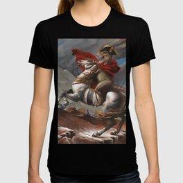 T. Rex Crossing the Alps T-shirt