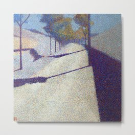Achille Lauge The Road Metal Print