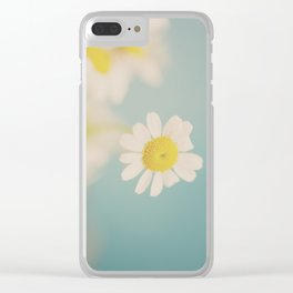 unaffected air ... Clear iPhone Case
