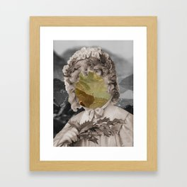 Vivid memory Framed Art Print