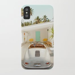 The Getaway House iPhone Case