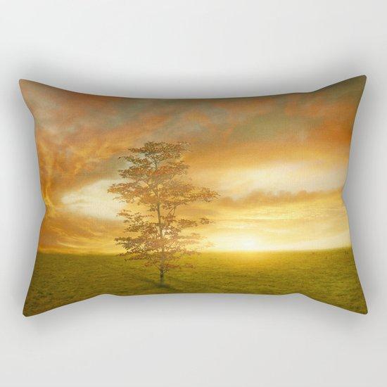 Sunset I C. VII Rectangular Pillow