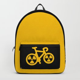 Radioactive Bicycle Backpack