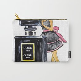 Perfume, glam wall art Carry-All Pouch