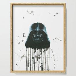 Darth Vader Serving Tray