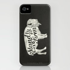 Stand Firm iPhone (4, 4s) Slim Case
