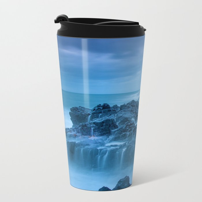 How Have You Been? Metal Travel Mug