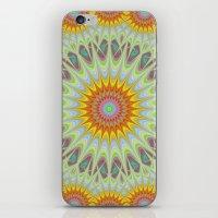 sun iPhone & iPod Skins featuring Sun by David Zydd