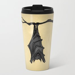 Little Bat Metal Travel Mug