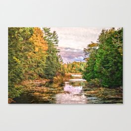 Parrott's Bay Canvas Print