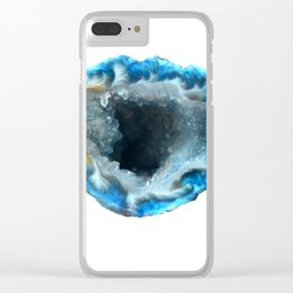 Fairy Cave Clear iPhone Case