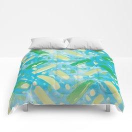 Festivities - Turquoise Comforters