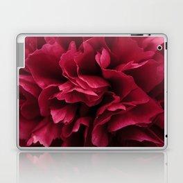 Pink Peony flower Laptop & iPad Skin