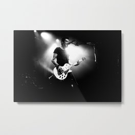 Tyler Connolly of Theory Of A Deadman - 7 Metal Print