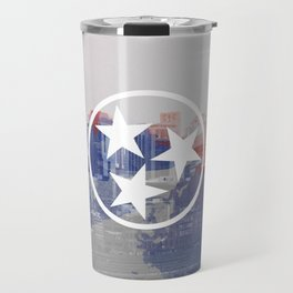 Nashville, Tennessee Travel Mug