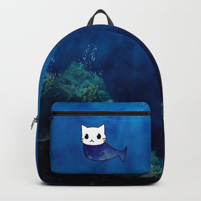 Cats Mermaid 60 Backpack