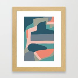 Chained Framed Art Print