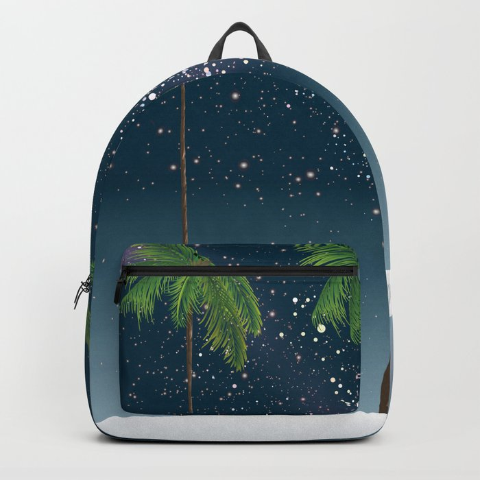 Palms under the Stars, Backpack