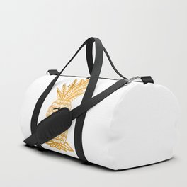 Good Vibes Ananas Duffle Bag