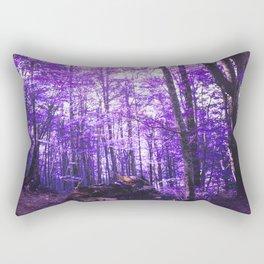 Violet Endless Album - Lonely Tinder Rectangular Pillow