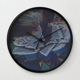 Lychee Mosaic Mosaic Wall Clock