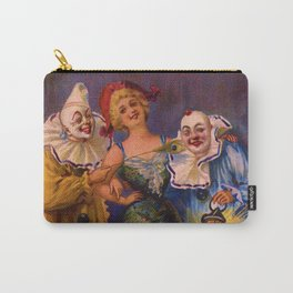 Creepy Clowns Carry-All Pouch