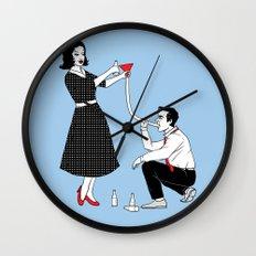 The Anniversary Wall Clock