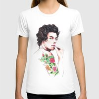 harry styles T-shirts featuring Harry Styles by dariemkova