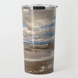 Mono Lake Shore Travel Mug