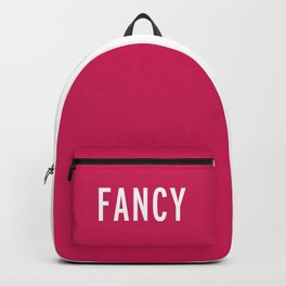Fancy Funny Quote Backpack
