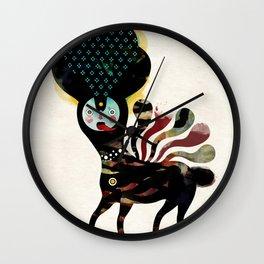 Muxxi & Alvaro Tapia / Duality Wall Clock