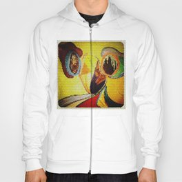 ear to the city Hoody