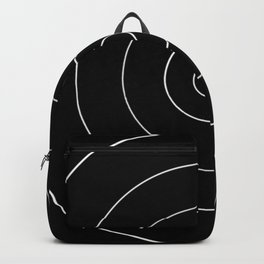 simple circles Backpack