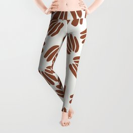 Abstract Floral VI Leggings