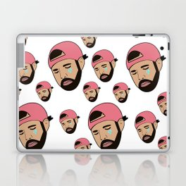Drake Crying Meme Laptop & iPad Skin