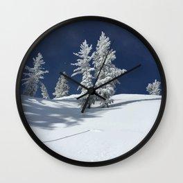 Bluebird Day Wall Clock