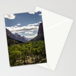 Lush Valley Stationery Cards
